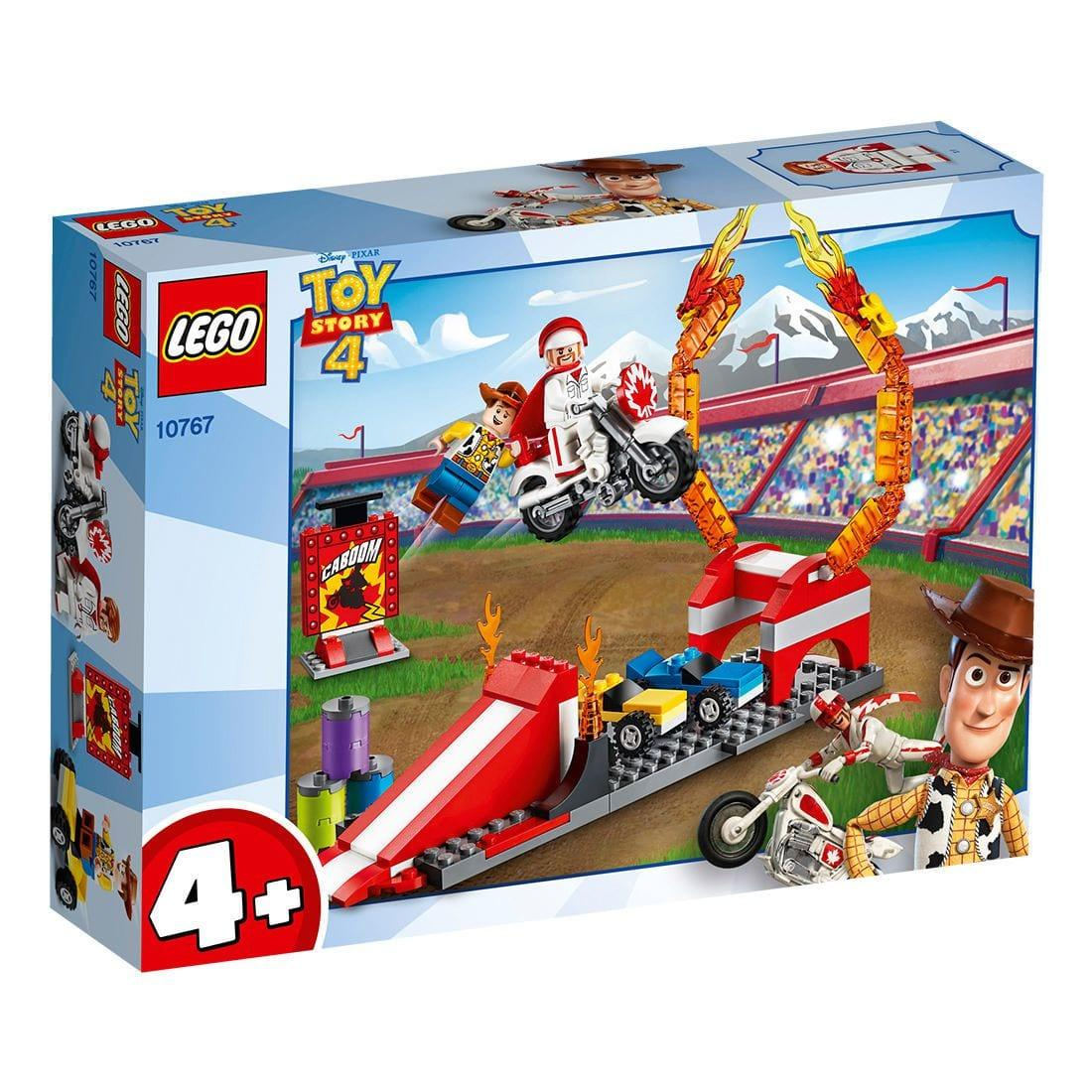 10767 Lego Juniors История игрушек: Трюковое шоу Дюка Бубумса, Лего Джуниорс