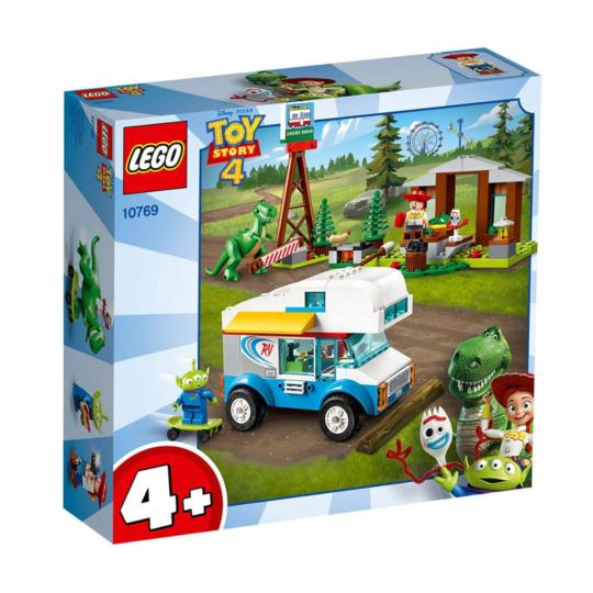 10769 Lego Juniors История игрушек: Весёлый отпуск, Лего Джуниорс