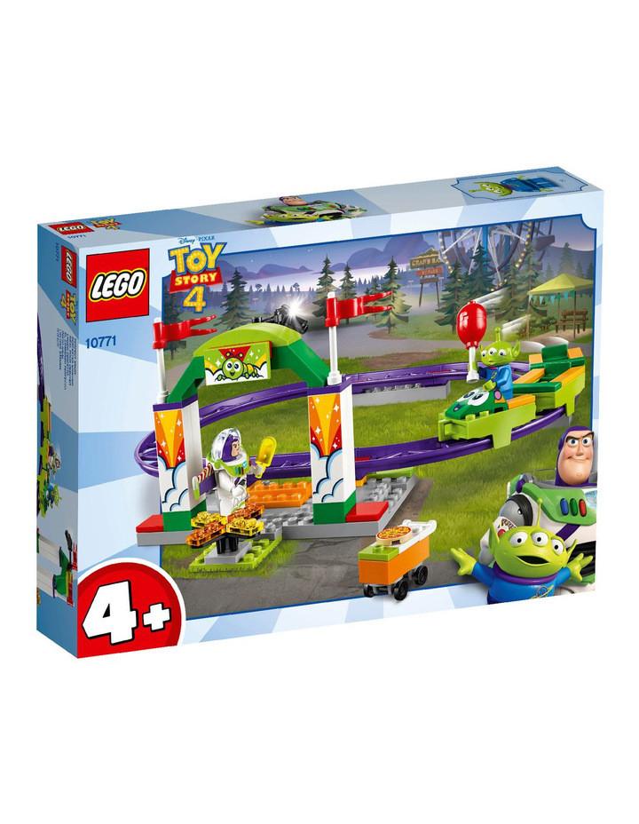 10771 Lego Juniors История игрушек: Аттракцион Паровозик, Лего Джуниорс