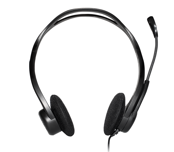 Logitech 981-000100 PC 960 Гарнитура USB