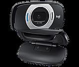 Logitech 960-001056 C615 Веб-камера HD Webcam, фото 5