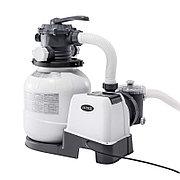 Песочный фильтр-насос для бассейна Intex 26646 / 28646, 6000 л/ч