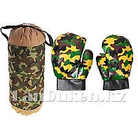 Детский боксерский набор мешок и перчатки Sport Toys