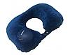 Надувная дорожная подушка для шеи под голову, фото 4
