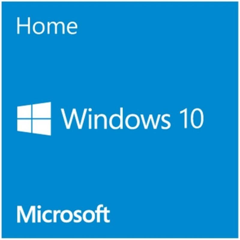 Лазерный диск (записанный) Microsoft Win Home 10 64Bit Russian 1pk DSP OEI Kazakhstan Only DVD