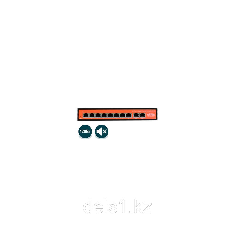 Wi-Tek WI-PS308G Неуправляемый гигабитный коммутатор с функцией PoE