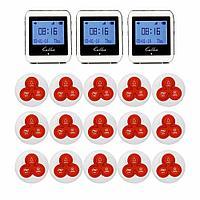Система вызова персонала Часы пейджер для официантов , фото 1
