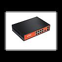 Wi-Tek WI-PMS310GF Управляемый гигабитный L2 коммутатор с функцией PoE, фото 3