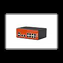Wi-Tek WI-PMS310GF-I неуправляемый промышленный коммутатор с функцией PoE, фото 2
