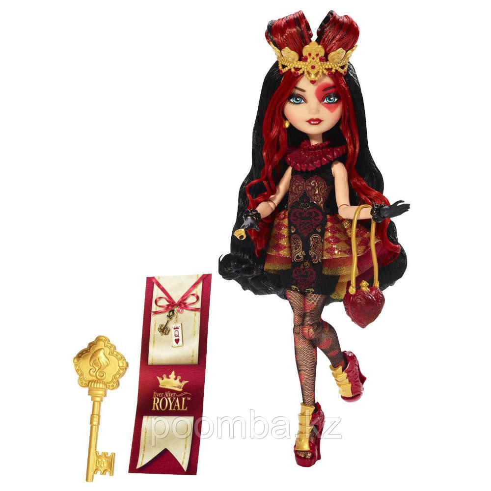Кукла Лиззи Хартс Ever After High из серии Сказочные королевичи