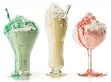 Смеси для мороженого, коктейлей и йогуртов