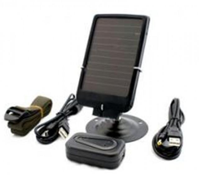 Солнечная панель для фотоловушек