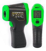 Инфракрасный термометр с термопарой 600°C MS IT03AK, фото 1