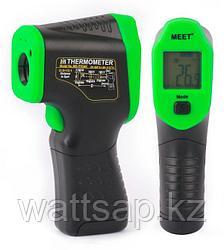 Инфракрасный термометр с термопарой 600°C MS IT03AK