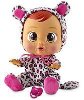 Cry Babies плачущая интерактивная кукла Лея, фото 1
