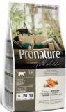 Pronature 5,44 кг Holistic Индейка с клюквой сухой корм для кошек