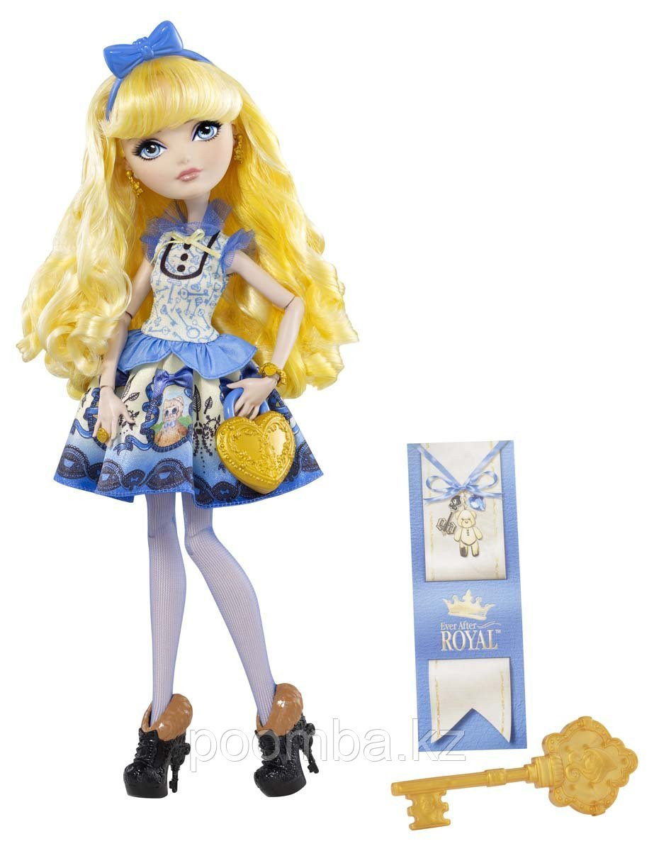 Кукла Ever After High - Blondie Lockes