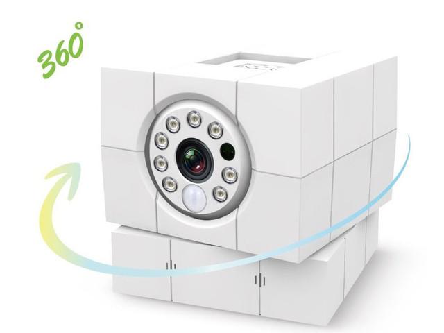 Облачная видеокамера «iCam HD» 360