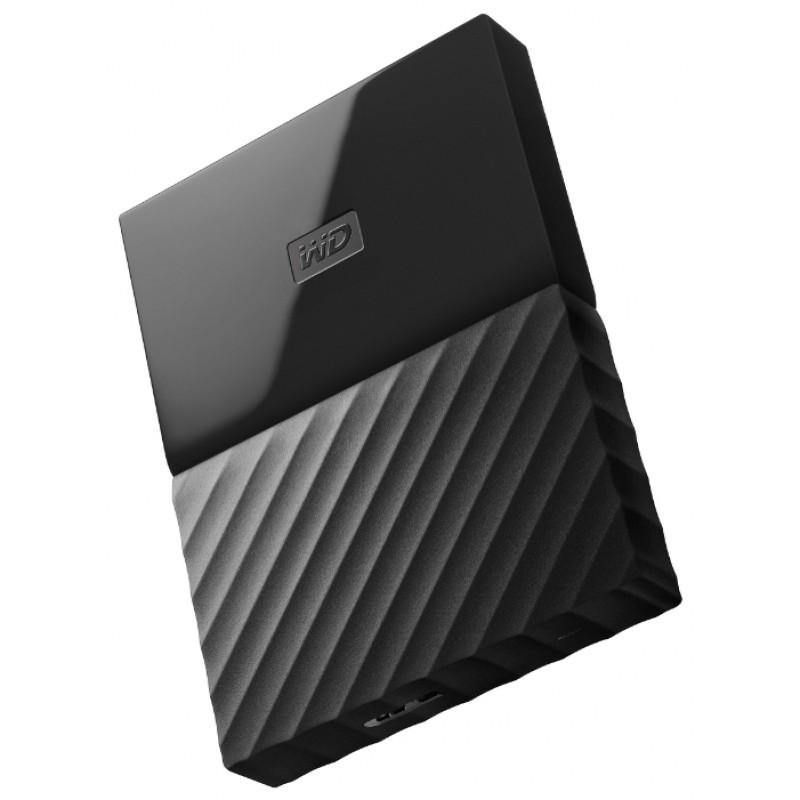 "Внешний HDD Western Digital 2Tb My Passport 2.5""  WDBLHR0020BBK-EEUE 2.5'  USB 3.0"