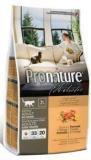 Pronature Holistic 5,44кг Утка с апельсином, беззерновой сухой корм для кошек