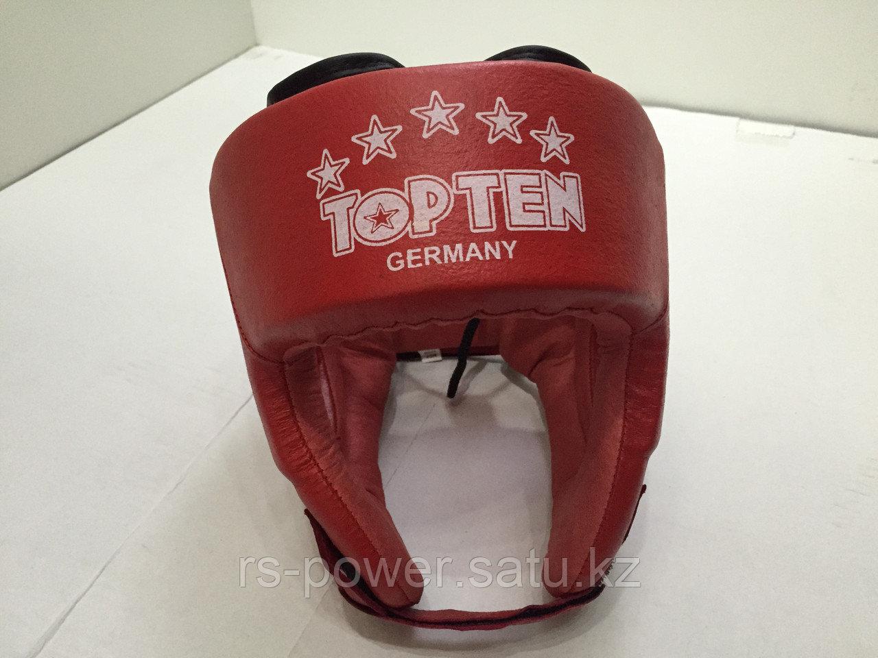 Боксерский шлем Top Ten