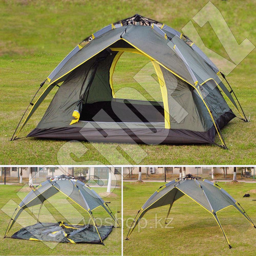 Трехместная палатка зонт Tuohai TH-5061, доставка