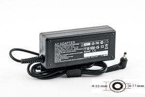 Блок питания для ноутбуков PowerPlant ACER 220V, 19V 65W 3.42A (3.0*1.1)