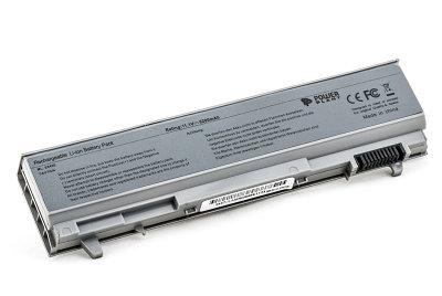 Аккумулятор PowerPlant для ноутбуков DELL Latitude E6400 (PT434, DE E6400 3SP2) 11.1V 5200mAh