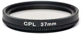 Светофильтр PowerPlant CPL 37 мм