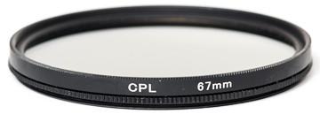 Светофильтр PowerPlant CPL 67 мм