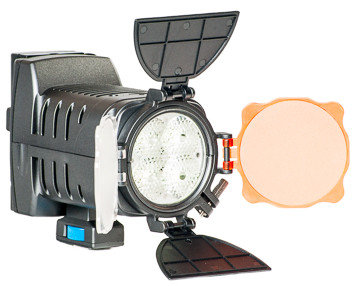 Накамерный свет PowerPlant LED 5005
