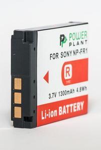 Aккумулятор PowerPlant Sony NP-FR1 1300mAh