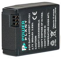 Аккумулятор PowerPlant для GoPro Hero 3, AHDBT-201, 301 960mAh