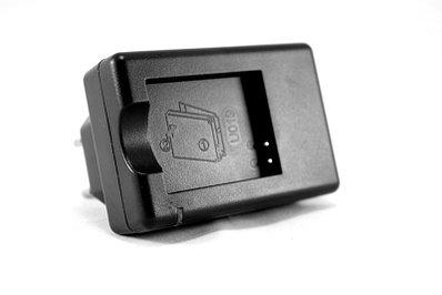 Сетевое зарядное устройство PowerPlant Canon NB-6L, Samsung SLB-10A Slim