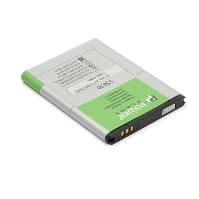 Аккумулятор PowerPlant Samsung S5830 (EB494358VU) 1400mAh