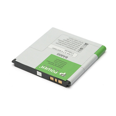 Аккумулятор PowerPlant Sony Ericsson ST26i (BA800) 1750mAh