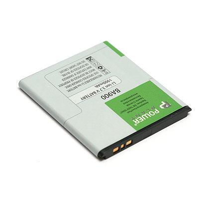 Аккумулятор PowerPlant  Sony Ericsson Xperia J (BA900) 1900mAh