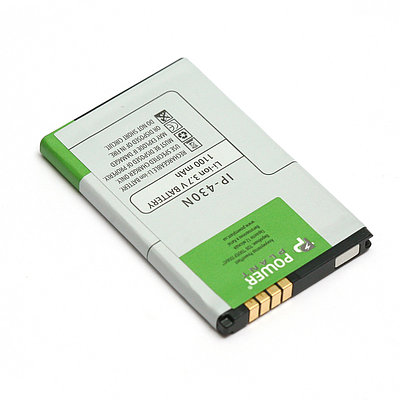 Аккумулятор PowerPlant LG GM360 (IP-430N) 1100mAh