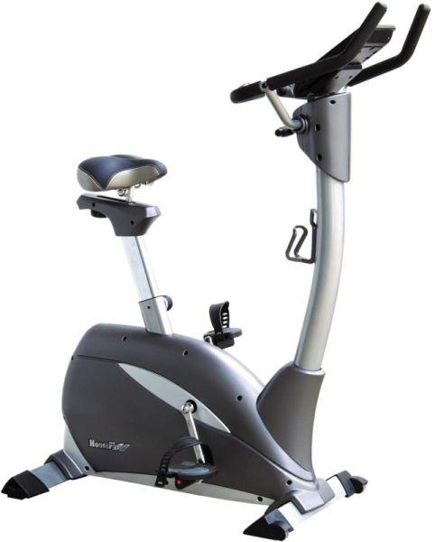 Велотренажер электронный House Fit Vanguard B1.1M