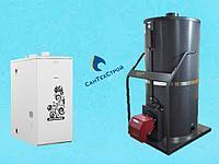 Газовый напольный котел Kiturami TGB 30