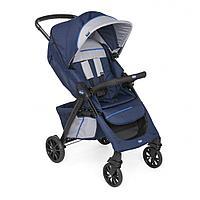 Прогулочная коляска Chicco Kwik one stroller Blueprint, фото 1