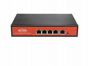 Коммутатор PoE Wi-Tek WI-PS305G, фото 3