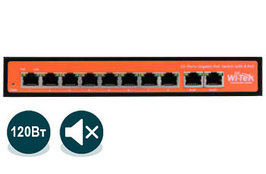 Коммутатор PoE Wi-Tek WI-PS308G