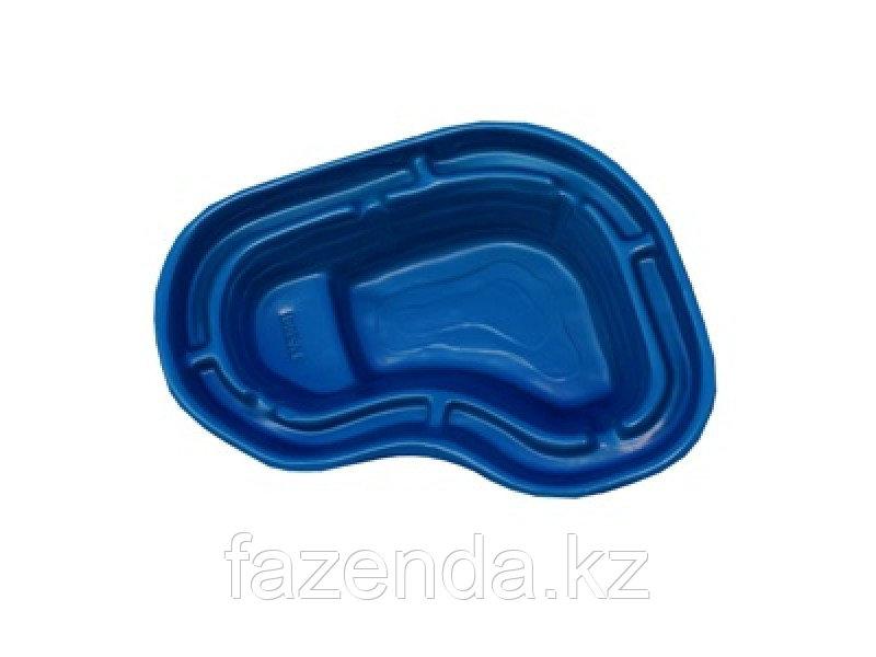 Садовый пруд Селигер 300л синий