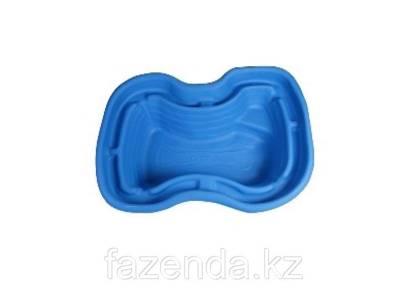 Садовый пруд Селигер 440л синий