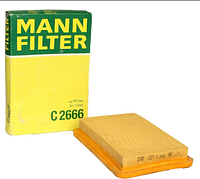 Воздушные фильтр Mann C 2666