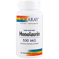 SOLARAY МОНОЛАУРИН 500 мг 60 капсул.