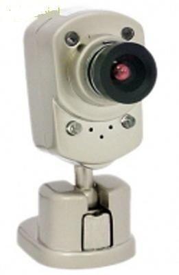 Комплект видеонаблюдения за няней NSCAR 030 (на 4 внутренние камеры со звуком)