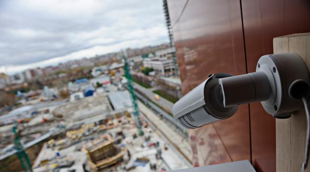 Комплект видеонаблюдения на стройке NSCAR 023 (Аналог FullHD 1080p)