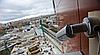 Комплект видеонаблюдения на стройке